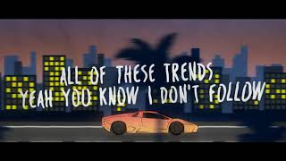 its different  Forever M C    No Hands feat  blackbear  MAX Official Lyric  Resimi