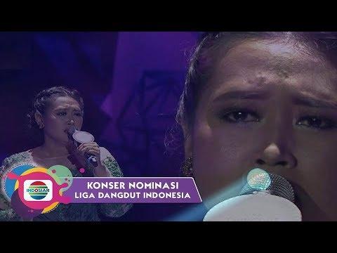 Cover Lagu Tampil Terakhir, Ririn Dapat STANDING OVATION Dari Dua Dewan Dangdut | LIDA STAFABAND