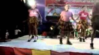 Dance JKT 48 Pentas Seni 17 Bantuurip