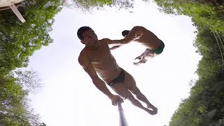GoPro: Synchronized Divers in Mexico - Los Clavados
