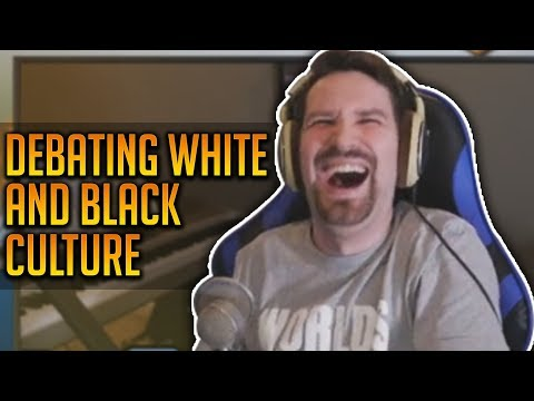 A Debate on White and Black Culture with a Viewer