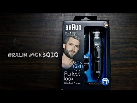 Braun MGK3020 6 in 1 trimmer|| User Review