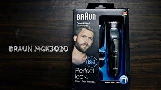 Braun MGK3020 6 in 1 trimmer User Review