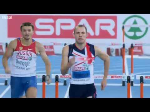 Dai Greene & Rhys Williams European 400m Hurdles One-Two