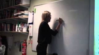 Урок биологии в британской школе-пансионе Caterham