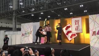 2017/1/7 気まぐれオンステージ 太田夢莉、加藤夕夏、渋谷凪咲