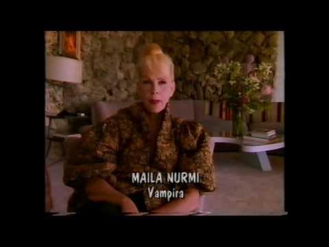 Maila Nurmi's Incredibly Strange interview