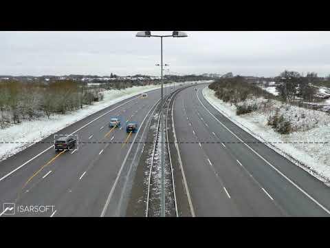 Isarsoft Highway Traffic Video Analytics