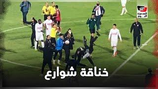 خناقة شوارع بين لاعبي الأهلي والزمالك عقب فوز الأحمر ببطولة أفريقيا
