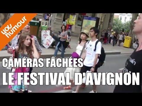 """Olivier PERRIN, Caméra fâchée """"Le Festival d'Avignon"""""""