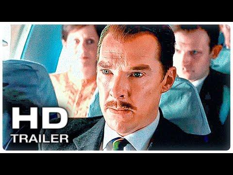 ИГРЫ ШПИОНОВ Русский трейлер #1 (2021) Бенедикт Камбербэтч Триллер HD