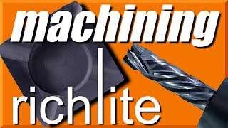 Machining a Richlite Cigar Tray! WW199 thumbnail