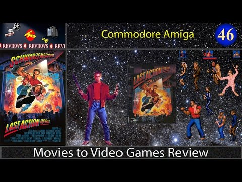 Movies to Video Games Review -- Last Action Hero (Amiga)