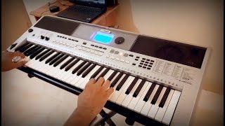 Bahot Pyaar Karte Hai - SAAJAN - Instrumental On Keyboard