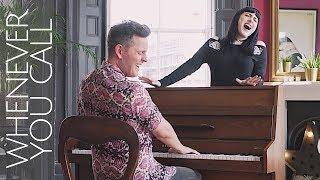 Whenever You Call (Mariah Carey & Brian McKnight) Christina Marie & Michael Thomas Freeman