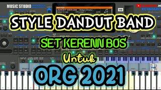SET ORG DANGDUT DRUM KEREN    ORG 2021