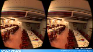 RMS Titanic ( VR / Oculus )