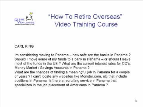 Banking-And-Employment-In-Panama.mp4