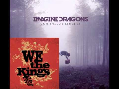 Imagine Dragons/We The Kings - It's Time to Check Yes Juliet