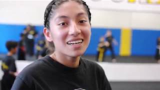 Alameda Martial Arts: April Belt Test