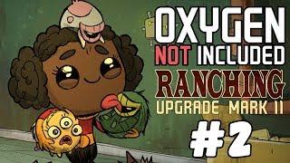 Скачать Oxygen Not Included Ranching Upgrade Mark 2 Расщелина с водой