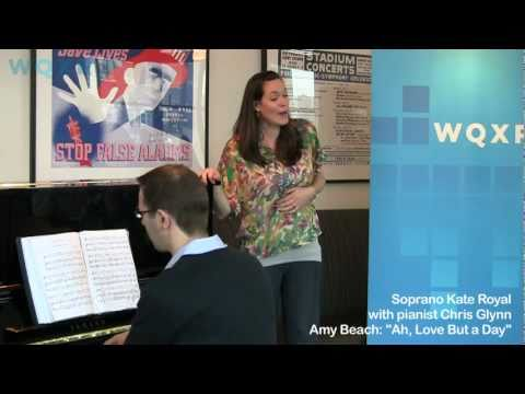 Cafe Concert: Kate Royal Sings Amy Beach