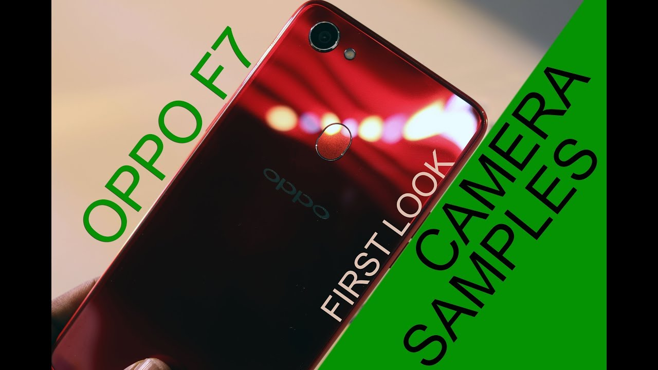 Oppo F7 FAQ - Specifications, Features and Everything You