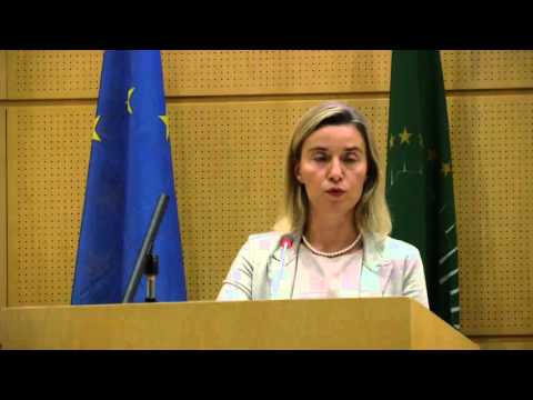 Speech by High Representative/Vice-President Federica Mogherini to the African Union