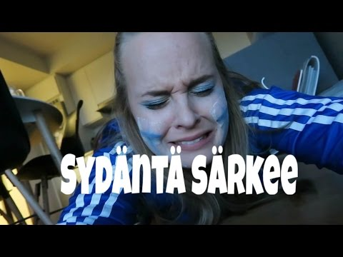 MUN SYDÄNTÄ SÄRKEE | my day