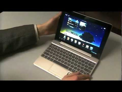Обзор (видео обзор) планшета Asus Eee Pad Transformer Prime TF201