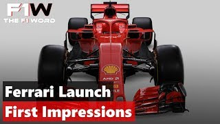 Ferrari Launch: First Impressions
