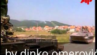 28/7/1995 Igman napad na konvoj