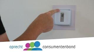 Slimme thermostaten - Tips (Consumentenbond)