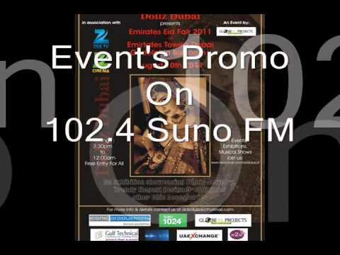 FM Advert on 102.4 fm - Emirates Eid Fair 2011.wmv