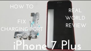 iPhone 7 Plus Charging Port Replacement (Fix All Your Charging Issues!)