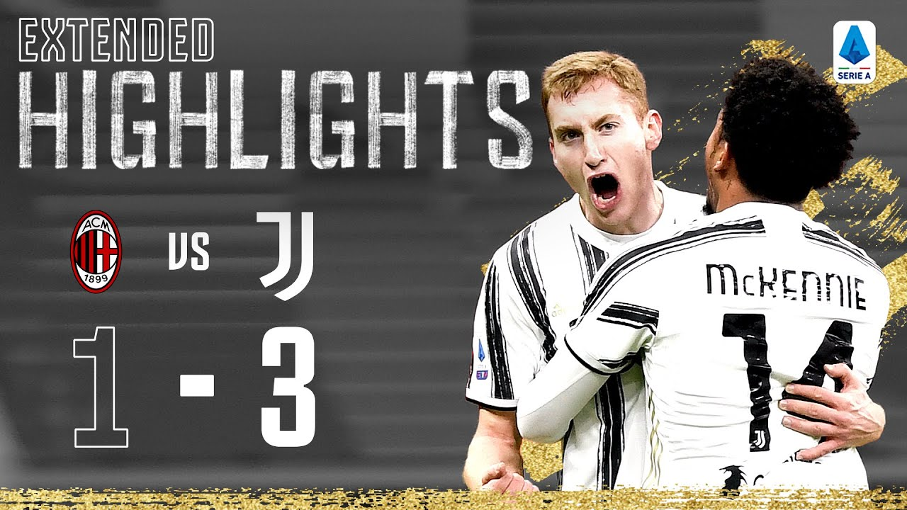 Download Milan 1-3 Juventus   Federico Chiesa & Weston McKennie Seal Huge San Siro Win!   EXTENDED Highlights