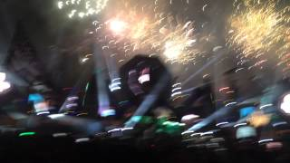 excision edc las vegas 2015 opening with vibrate by flux pavilion