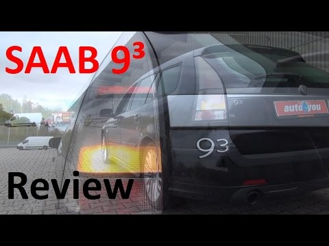 Saab 9³ Aero Sportcombi 2.8 V6 Turbo (2005) - Der vergessene Schwede! - Test Review Drive Sound