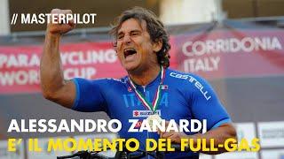 Alex Zanardi GRAVISSIMO in Ospedale a Siena. L'incidente in hand-bike contro un camion