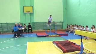 Гимнастическое первенство