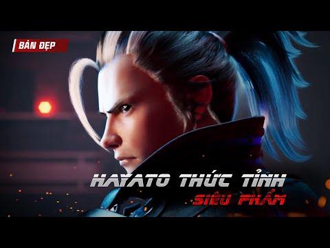 [HOT OFFICIAL] Siêu phẩm Hayato Thức Tỉnh | Garena Free Fire | Vietnam