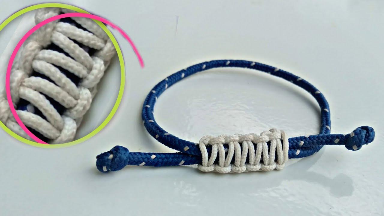 ide kreatif sangat mudah membuat gelang dari tali sepatu