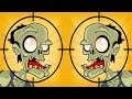 STUPID ZOMBIES 2 - Walkthrough Gameplay Part 1 - INTRO (iOS Android)