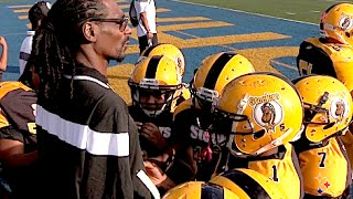 Snoop Dogg DV Steelers  - SYFL SuperBowl 2014