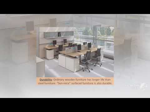 Guidelines In Selecting Office Furniture