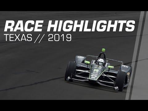 2019 NTT IndyCar Series: Texas Race Highlights