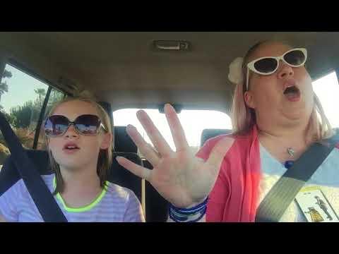 Frozen Carpool Karaoke
