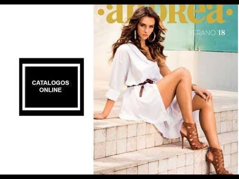 e3369dfe Catalogo Andrea Calzado Dama verano 2018 Mexico Moda - YouTube