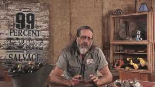Tiny Texas Houses and Pure Salvage Living Presents: The Online Salvage Mining Tutorial Video Series