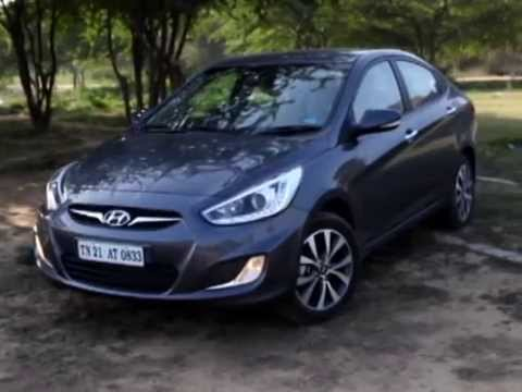 Hyundai Verna Fluidic 2014 Quick Review